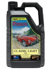 Penrite Classic Light High Zinc 20w60 multigrade engine oil 5 litres formerly HPR30